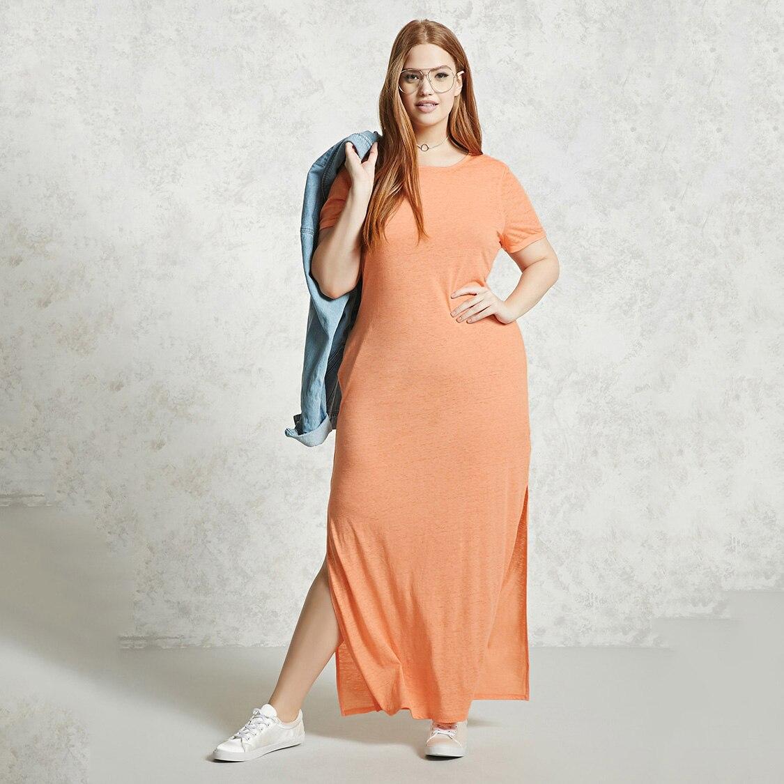 Size 4 maxi dress short