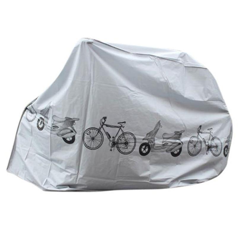 2017 New Bicycle Bike Waterproof And Dustproof UV Shield For Bike Bicycle Cycling MTB Bike Foldable Cover High Quality Mar 24