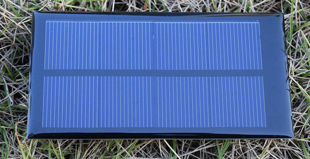 Solarparts 5pcs x0.8W/2V Polycrystalline Solar Modules, High Quality and Low Price for DIY assembly toys /RV educational outdoor