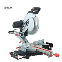 New Multi function C930511L 12 inch Lever Miter Saw 45 Degree Aluminum Alloy Cutting Machine 220V 50Hz 2000W 15A 4200r/min 305mm
