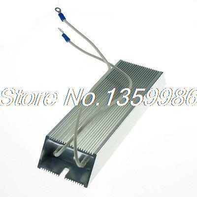 1000W 4 ohm Wire Wound Aluminum Housed Braking Resistor 5% Tolerance variable resistor wire wound rheostat 50w 20 ohm 20ohm