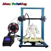 A 10S 3D Printer Dual Z axis DIY Big Models 300*300*400mm printer 3d Drucker Impressora Imprimante