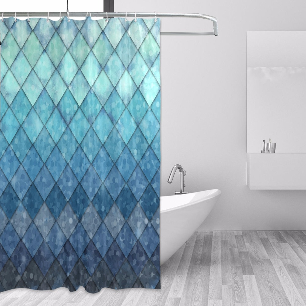 Buy mermaid bathroom curtain and get free shipping on AliExpress.com