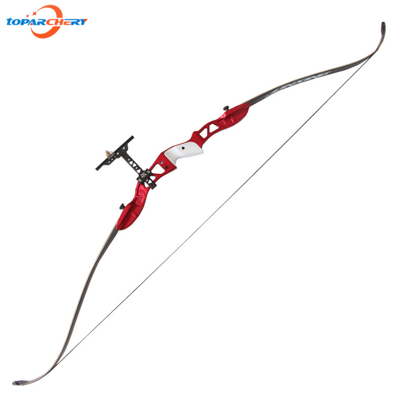 Take-down Bow Recurve Bow 66 inch 26lbs 28lbs 30lbs for Hunting Shooting Training Target Practice Sport Games Long Take down Bow