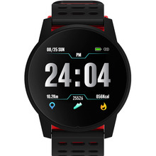 Inteligentny zegarek mężczyźni Sport wodoodporny monitor aktywności fizycznej kobiety ciśnienie krwi tętno inteligentny zegarek do monitorowania android ios