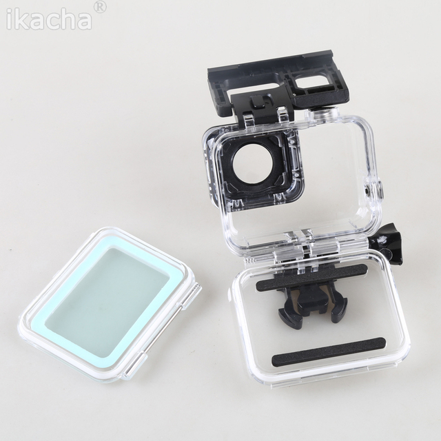 Gopro Hero 5  Waterproof Case Cover Housing + Back Case Cover Touch Screen