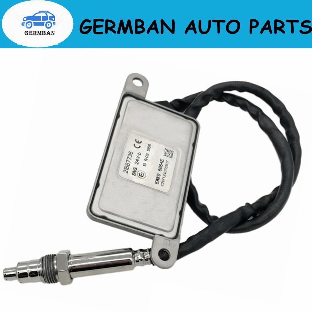 Newly Nitrogen Sensor 5WK9 6664E 5WK9 6664D Nox sensor for VOLVO/RENAULT EURO5 TRUCKS No#21244501, 21567736 22219283 5WK96664ENewly Nitrogen Sensor 5WK9 6664E 5WK9 6664D Nox sensor for VOLVO/RENAULT EURO5 TRUCKS No#21244501, 21567736 22219283 5WK96664E