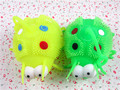 Lady beetle vent ball new children light-emitting toys Spend elder sister flash toys