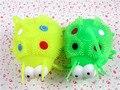 Señora escarabajo de ventilación pelota nuevos niños juguetes luminescentes Pasar hermana mayor juguetes de destello