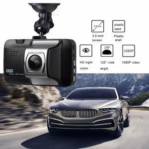 Image 3 - Dash Cam Auto 1080P Zoll HD Auto Kamera Fahren Recorder 140 Weitwinkel Auto DVR Fahrzeug Dash Kamera G  Sensor