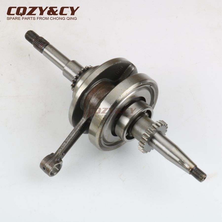 High quality crankshaft for PEUGEOT Kisbee 50 V-Clic 50cc 4-stroke 22 teeth High quality crankshaft for PEUGEOT Kisbee 50 V-Clic 50cc 4-stroke 22 teeth
