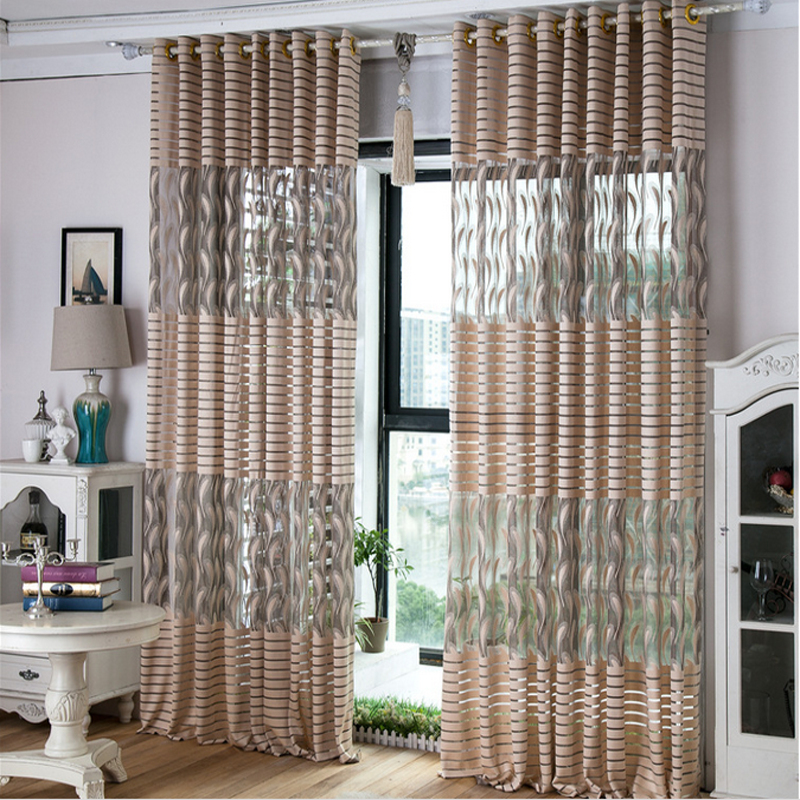 Pare Prices On Striped Kitchen Curtains Online Shopping