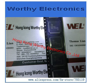 Free  shipping   10PCS/LOT    IC DECOD VIDEO PAL/NTSC 128HTQFP     TVP5158IPNPR     TVP5158I