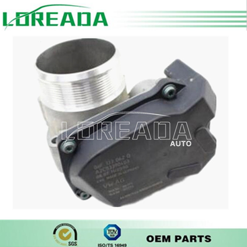 New Electronic Throttle Body For AUDI A3 A4 A5 A6 2.0T 02