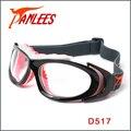 PANLEES Баскетбол Очки с Защитные Нос Колодки, футбол Спортивные очки кадр Футбол Близорукие Близорукость Очки