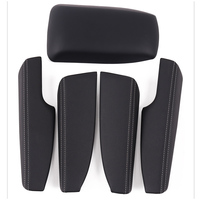 car door armrest leather cover armrest cover for toyota corolla 2013 2014 2015 2016 2017 2018 E170