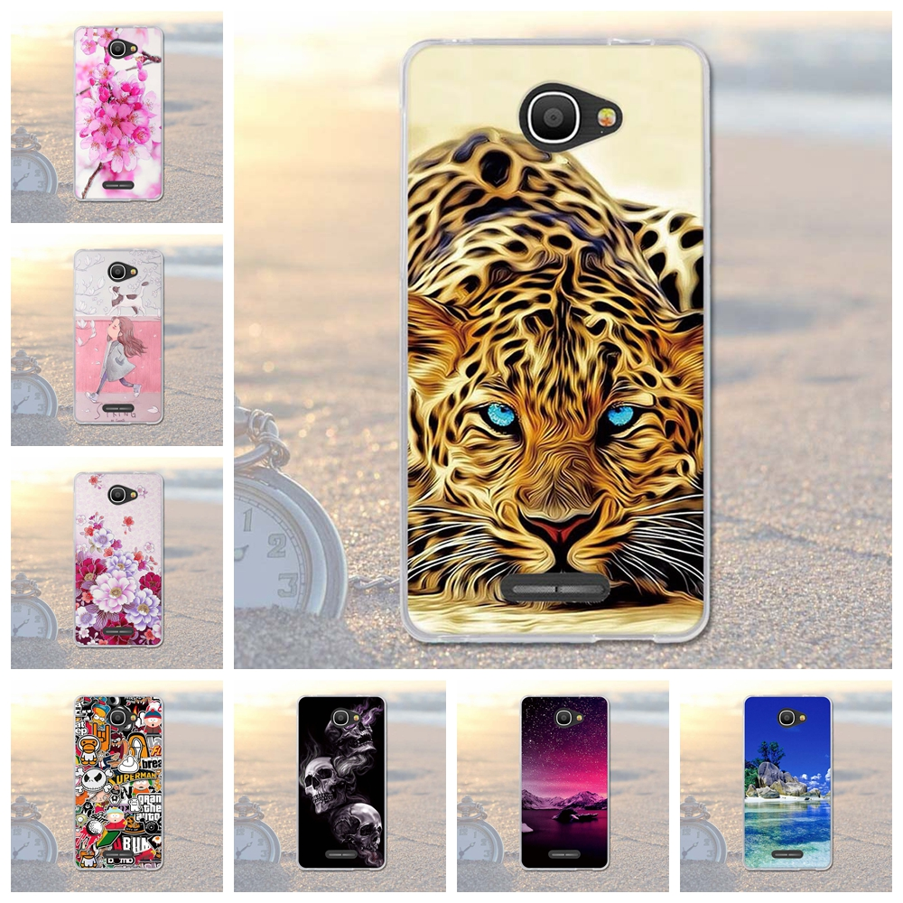 Soft TPU Case For Alcatel POP 4S 4 S 5095K Cover Coque For Alcatel One Touch Pop 4S 5.5 inch Bags for alcatel Pop4S 5095Y 5095