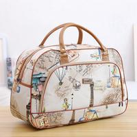Duffle Bag Woman Water Proof Travel Bag Girl Weekender Bags Travel Female Luggage Sac Voyages Femme