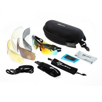 d339be694e ROCKBROS Unisex polarizado ciclismo gafas de sol deportes al aire libre  bicicleta gafas de protección para bicicleta de montaña
