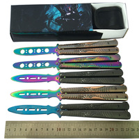 Balisong Butterfly Knife Trainer Compare preços