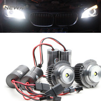 Newest Design E61 E60 Led Marker Angel Eyes Car Headlight For BMW 525d 525i 525xd 525xi