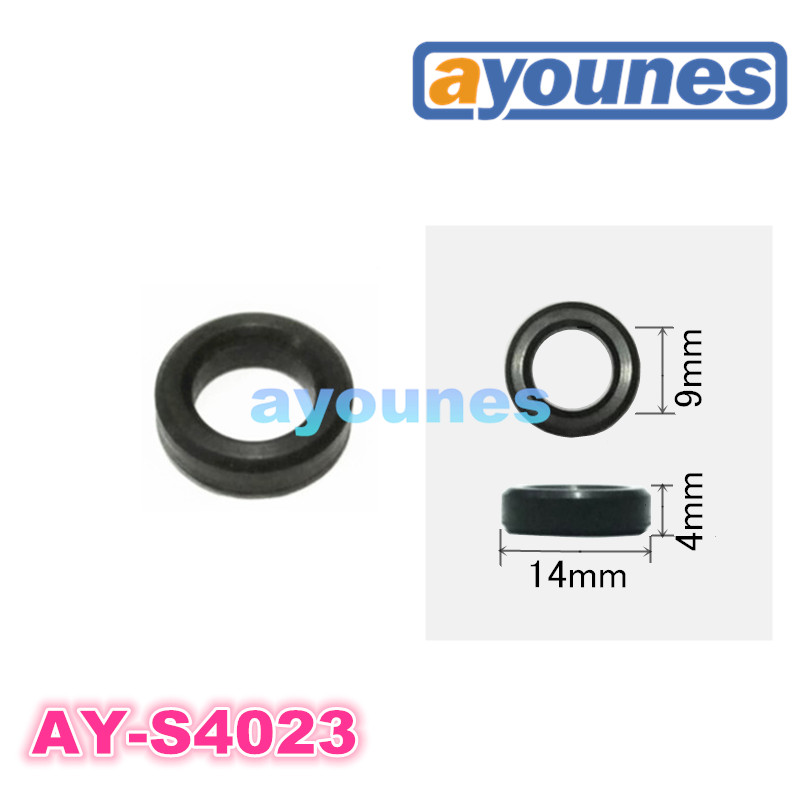 20pieces Hot Wholesale RUBBER Seals For Fuel Injector Repair Kits For Mitsubishi  (AY-S4023)