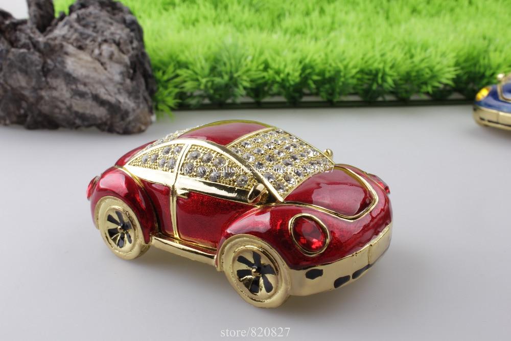 antique European car storage box old car decoration upscale ...