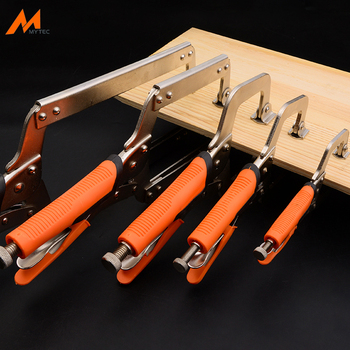Face Clamp for Woodworking 6/9/11/14/18-inch Table Vise Grip Tool Cabinets Locking C Clamps