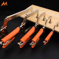 Gesicht Clamp für Holzbearbeitung 6/9/11/14/18-zoll Tisch Schraubstock Grip Tool Schränke locking C Schellen