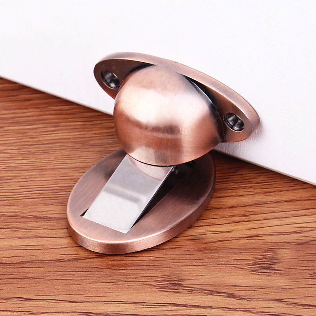 Doorstop Furniture Hardware Magnet Door Stops Sticker Door Stopper Magnetic Door Holder Toilet Glass Door Hidden zinc alloy casting wall floor mounted safety catch magnetic door stopper door stops hidden doorstop hardware