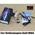 Безопасность Автомобиля Лазерная Противотуманные фары Для Volkswagen VW Golf6 Golf 6/Задняя Анти-Столкновения Задний Фонарь Аксессуары Для Автомобилей Туман огни