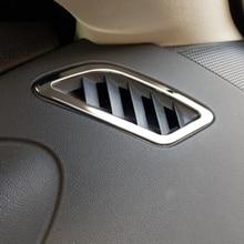 2 шт. комплект розетки декоративные ABS хромированной отделкой авто аксессуары для Nissan QASHQAI 2011 2012 2013