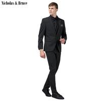 1b81a150fb07a ... Pantolon Ile 2019 erkek Iş resmi kıyafet Son Ceket Tasarımları Smokin  Slim Fit takım elbise Düğün için SR6. N B Mens Suits With Pants 2019 Men S  ...