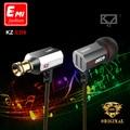 ED9 KZ Super Bowl Tuning Bicos HiFi Fones De Ouvido Em Ouvido Fone De Ouvido Baixo Pesado DJ Earplug Stereo isolamento de ruído de Som Transparente