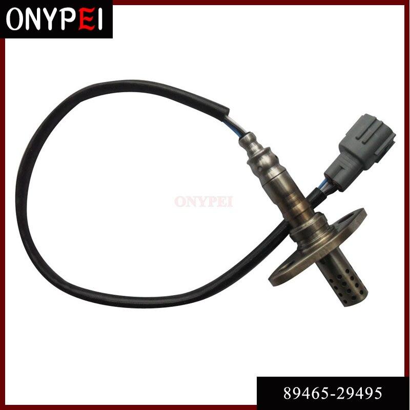 O2 Capteur D'oxygène 89465-29495 Pour Toyota Previa 1991-1997 2.4L Estima TCR1 #2 TZFE 8946529495