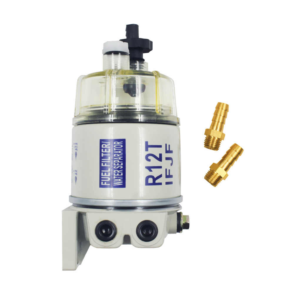 medium resolution of r12t fuel filter water separator for racor 120at npt zg1 4 19 automotive