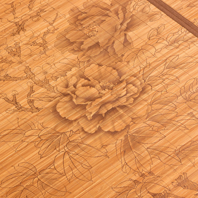 Image 5 - Chinese printing 1.5/1.8 bamboo mat 100% natural bamboo manufacturing, natural comfort summer mattress-in Mattresses from Furniture