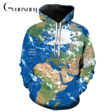 Buy hoodie world map and get free shipping on aliexpress genuxury men women world map sweatshirt autumn winter hooded hoody 3d printed gumiabroncs Image collections