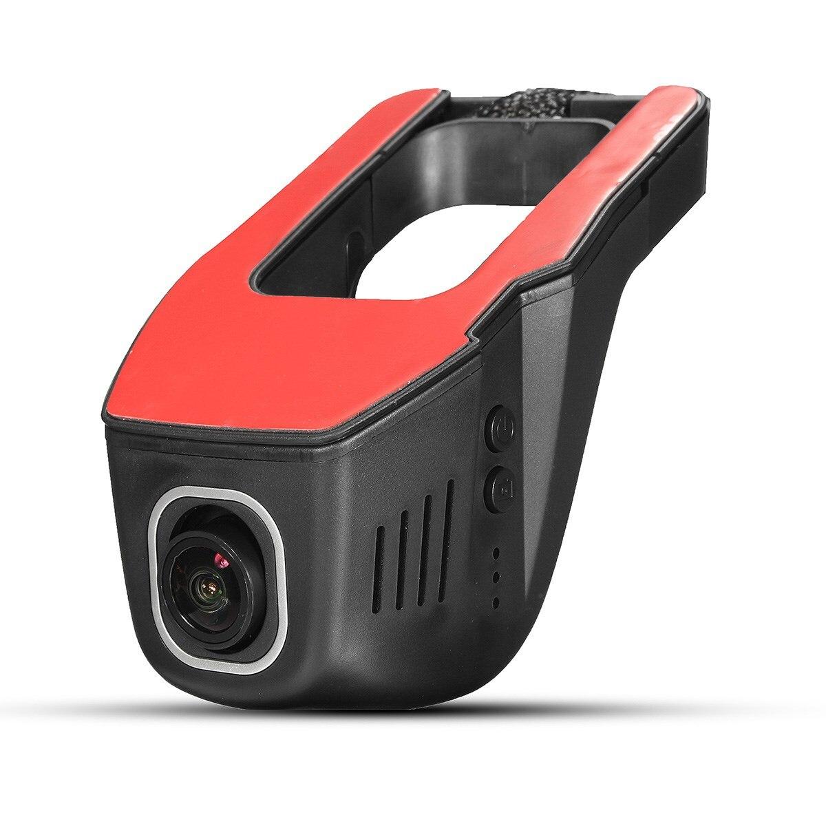 Coche DVR digital video recorder videocámara Dash Cámara CAM 1080 p noche versión Novatek 96655 IMX 322 323 jooy A1 wifi