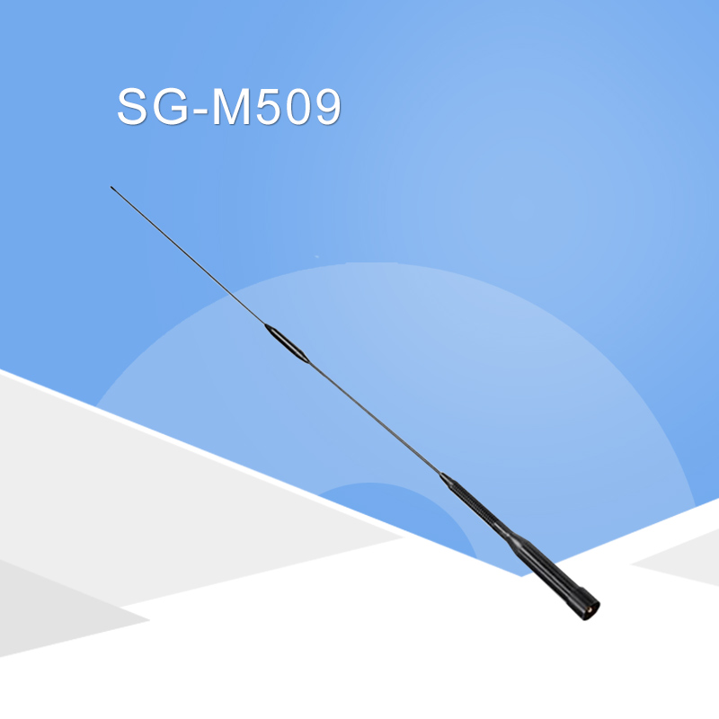 JUENTAI Two Way Radio Walkie Talkie SG-M509 Dual Band 144/430MHz Mobile Base Antenna Max Power 70W Connector Male SMA