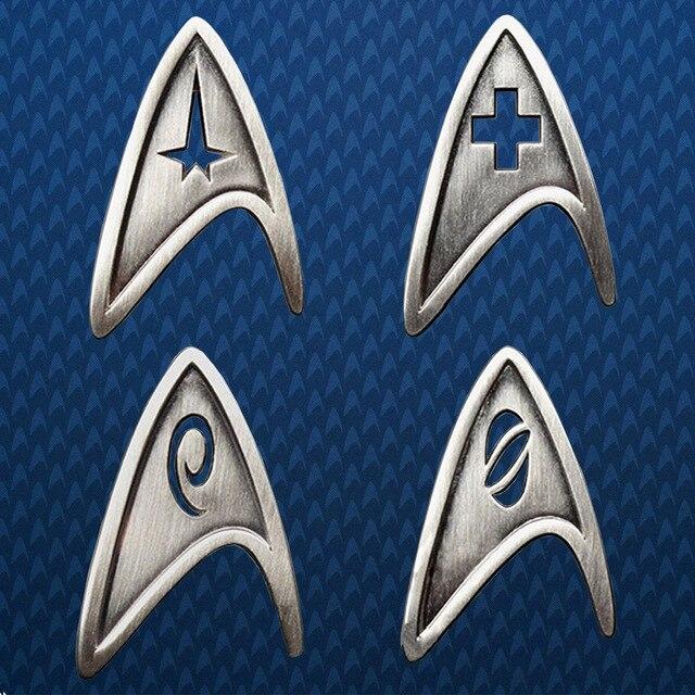 Star Trek Movie Insignia