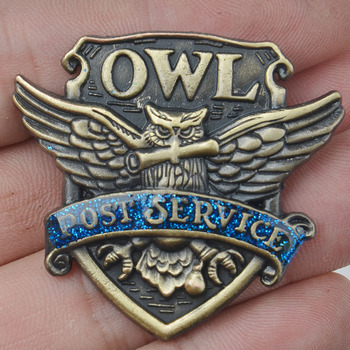Брошка Гарри Поттер Post service