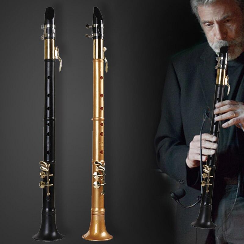 Simple small saxophone instrument treble tenor authentic adult beginner mini pocket 18 scales saxphoneSimple small saxophone instrument treble tenor authentic adult beginner mini pocket 18 scales saxphone