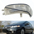 2PCS Side Mirror LED Lamp Car Rearview Mirror Turn Signal light for Honda Civic 2006 2007 2008 2009 2010 2011