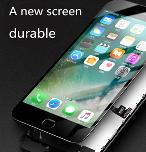 Image 4 - شحن مجاني AAA الجودة 100% عمل جيدة LCD تعمل باللمس الزجاج محول الأرقام الجمعية عرض ل فون 6 S زائد مع أدوات عدة