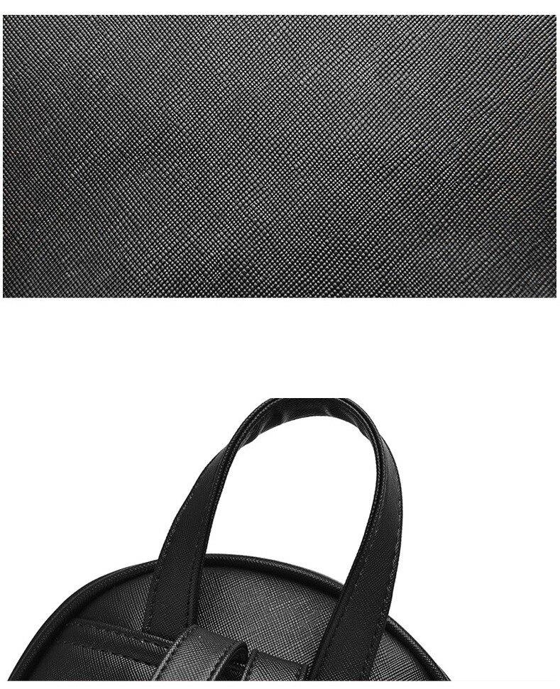 48453193c4a Vrouwen Rugzak PU Leer Dame Backbags Schooltassen Voor Tiener ...