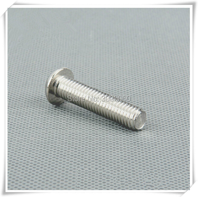 Купить с кэшбэком M2 ISO 7380 Stainless Steel 304 Hex Socket Round Head Screw 100pcs/lot