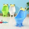 2016 Nuevo diseño de tipo mural niños urinario inodoro potty training niños entrenadores orinal portátil