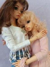 HeHeBJD poupée Larina, jouet de poupée Larina, avec les yeux, livraison gratuite, jouet, poupée à la mode, pas de corps original, 1/4