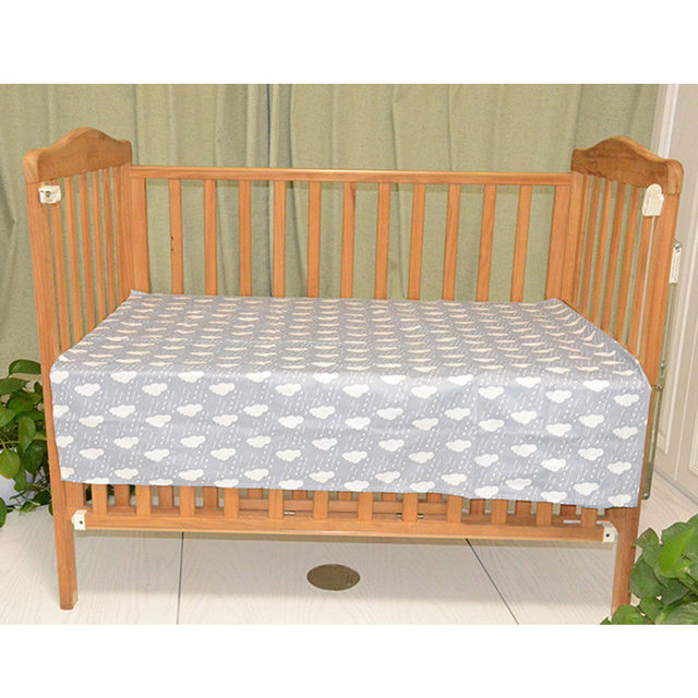 Adamant Ant Baby Bed Sheet 100%cotton Newborn Bedsheets Cartoon Baby  Environmental Protection Reactive Print 148X91cm